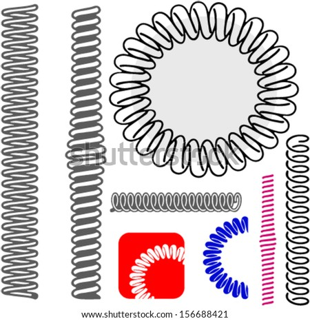 Coil Spring Stock Images, Royalty-Free Images & Vectors | Shutterstock