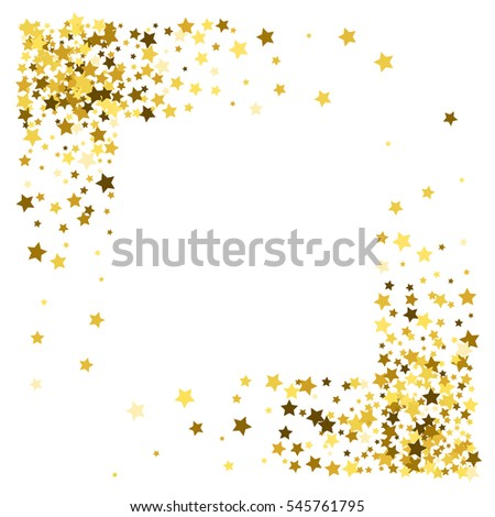 Confetti Border Stock Images Royalty Free Images