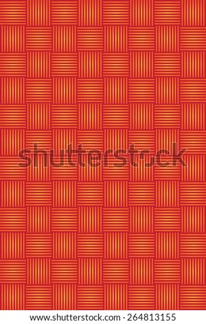 Squares background pattern - stock vector