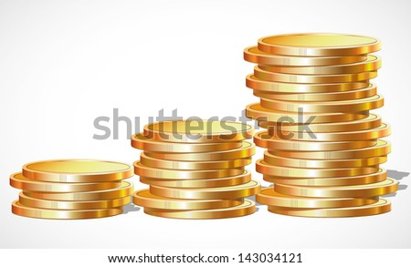 Stack coins