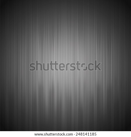 Stainless steel background texture vector illustration eps10 - stock vector