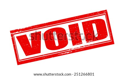 Void Stamp Stock Photos, Images, & Pictures | Shutterstock