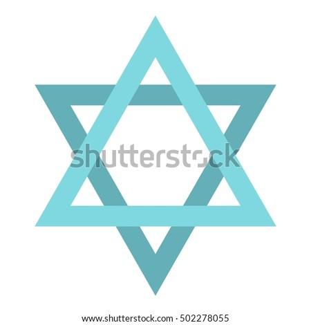 star david made paper cut out stock vector 138824954 - shutterstock