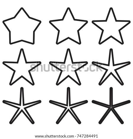 Star vector icon star icon vector stock vector 747284491 shutterstock star vector icon star icon vector star icon star vector gold sciox Gallery
