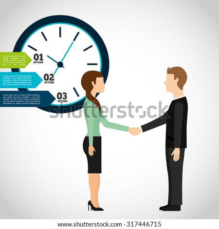 statistical calculations design, vector illustration eps10 graphic  - stock vector