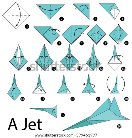 How To Make An Origami Crane Step By Step 38560 114searchfo