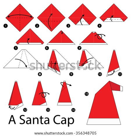 origami christmas stock images royaltyfree images