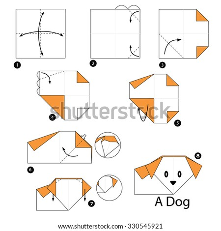 Step By Step Instructions How Make Stock Vector 330545921 Shutterstock