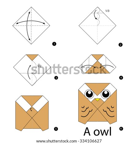Step By Instructions How To Make Origami Owl
