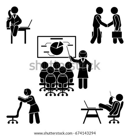 Pilots And Flight Attendants Coloring Pages furthermore Stick Figure Office Poses Set Business 674143294 together with Ways To Give further Office cleaners further Clip Art Back. on workplace privacy