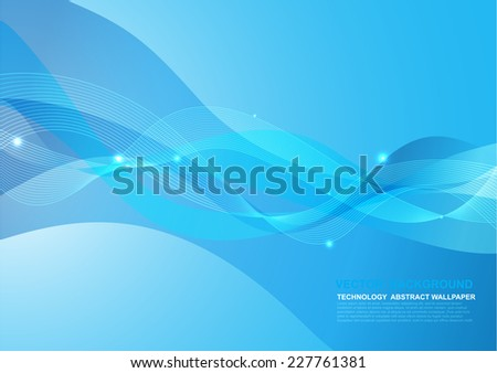 stock vector / illustration abstract background wallpaper / technology wallpaper / colorful