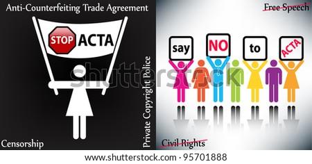 anti counterfeiting trade agreement essay