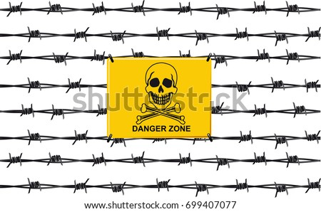 stock-vector-stop-sign-danger-zone-on-the-barbed-wire-fence-699407077.jpg