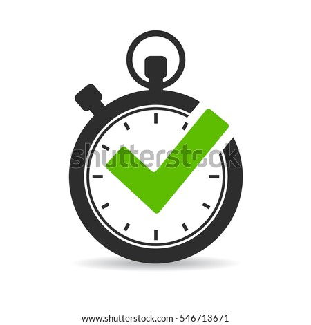 Stopwatch vector icon isolated on white stock vector hd royalty stopwatch vector icon isolated on white background time timer vector icon thecheapjerseys Images
