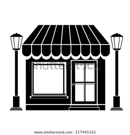 Storefront Window Stock Photos, Images, & Pictures ...