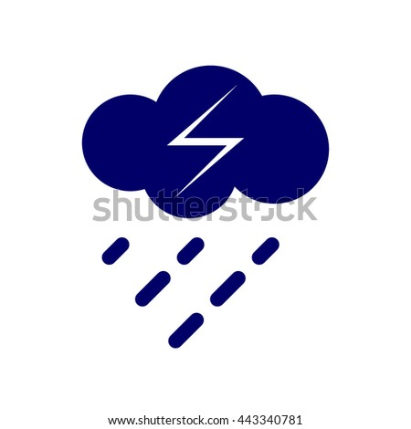 Storm, Storm Icon, Storm Icon Vector, Storm Icon Object, Storm Icon Image, Storm Icon Picture, Storm Icon Graphic, Storm Icon Art, Storm Icon Drawing, Storm Icon JPG, Storm Icon Logo, Storm Icon EPS. - stock vector