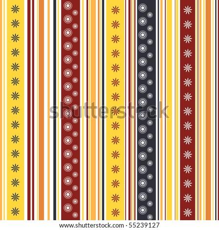 stripe pattern - stock vector