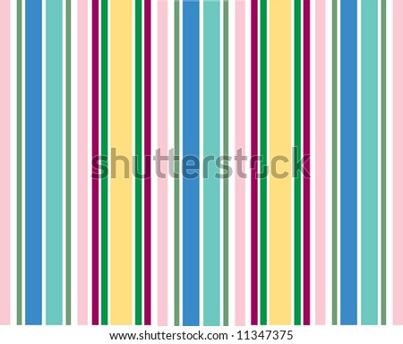 Striped colored background (Vector)