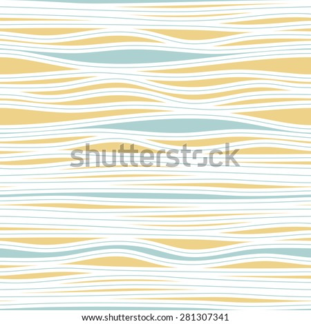 Stripes abstract geometric background. Seamless pattern. - stock vector