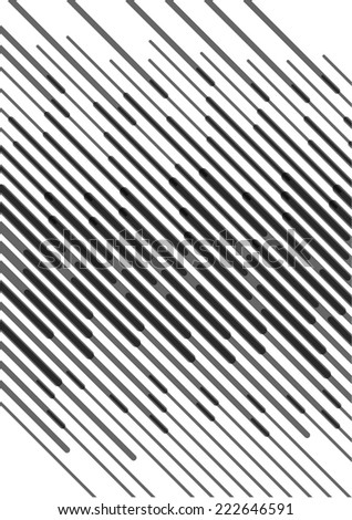 Stripes vector background - stock vector