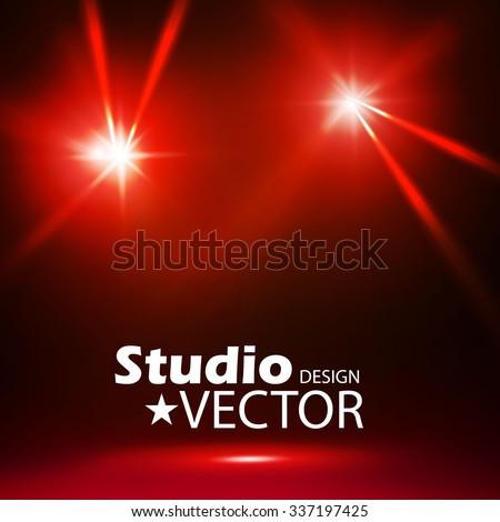 Shining spotlight design vector collection 16 wallpapers for Spotlight design