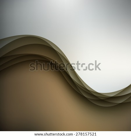 Stylish abstract brown background. Vector Illustration. Clip-art