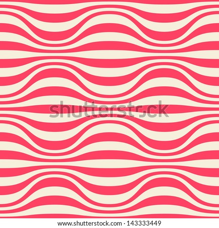 Stylish Stripes Seamless Pattern - stock vector