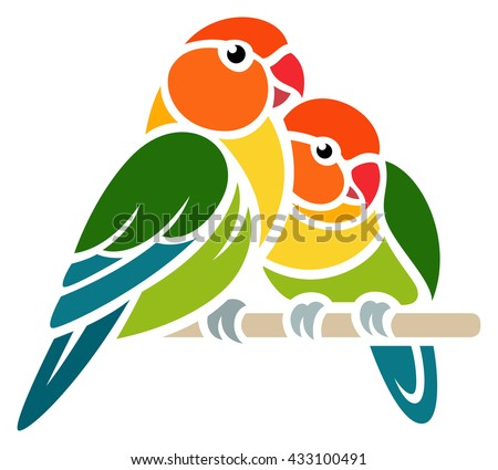 Lovebirds Stock Photos Royalty Free Images amp Vectors Shutterstock
