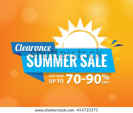 Summer Clearance Stock Images, Royalty-Free Images ...