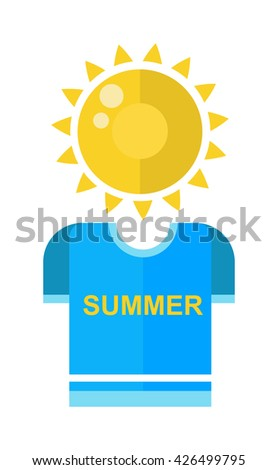 Summer time in beach and summer time vector familly travel. summer time summer time summer time - stock vector