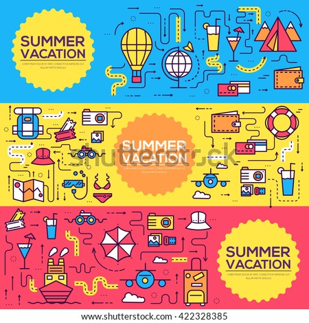 vacation items