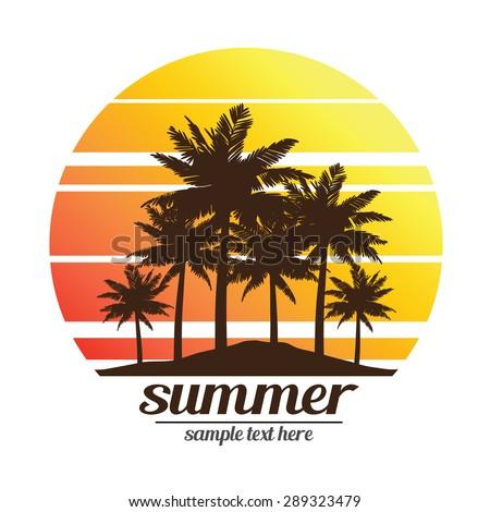 Sunset Stock Vectors Images Amp Vector Art Shutterstock