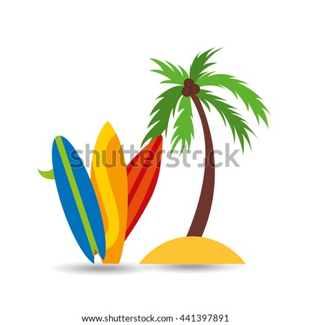 summer  vacations design