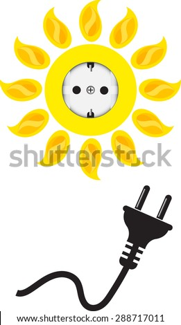 sun electrical outlet