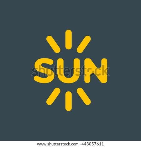word with sun