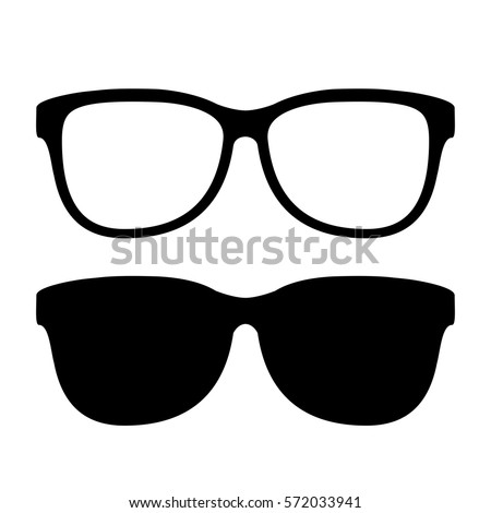 eyeglasses silhouette stock images royalty free images amp vectors shutterstock