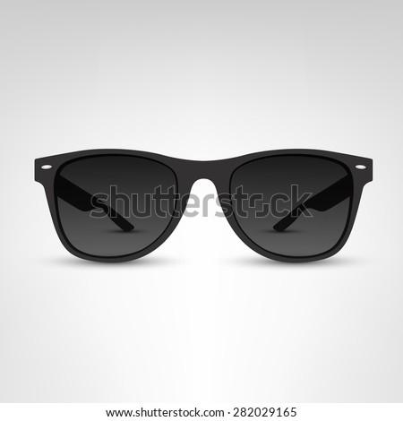 Ray Ban Glasses Vector