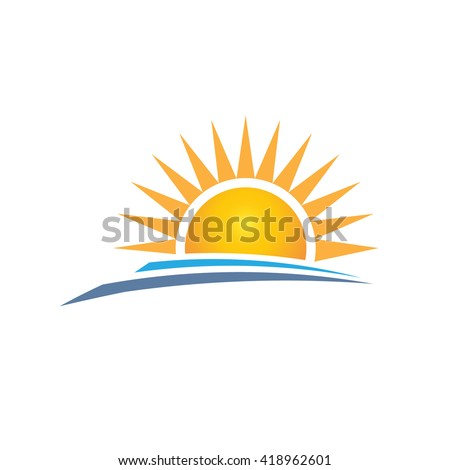 rising sun vector stock photos  images    pictures rising sun lagos nigeria rising sun log company
