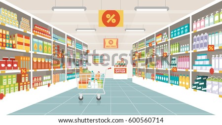 Cheap Food Items Grocery Store