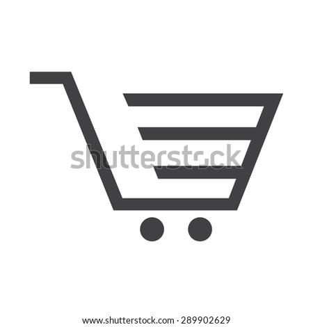 Supermasket service icon - stock vector