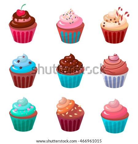 Cupcake Stock Images RoyaltyFree Images Vectors Shutterstock
