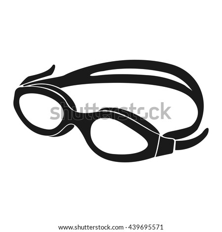 f4f20432a3db How To Draw Swim Goggles. Swimming ...