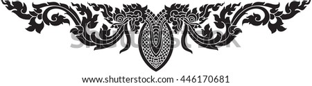 dead protectors twins lion giant faces stock vector 518345041 shutterstock. Black Bedroom Furniture Sets. Home Design Ideas