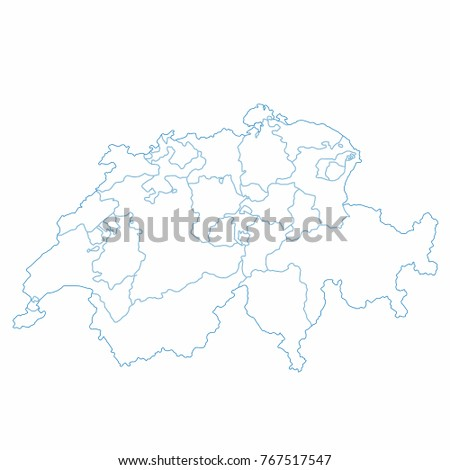Switzerland world map country outline graphic stock vector switzerland world map country outline in graphic design concept gumiabroncs Choice Image