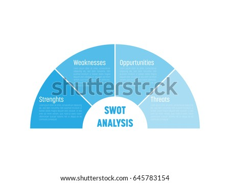 Swot business infographic diagram swot matrix stock vector 645783154 swot business infographic diagram or swot matrix used to evaluate the strengths weaknesses ccuart Image collections