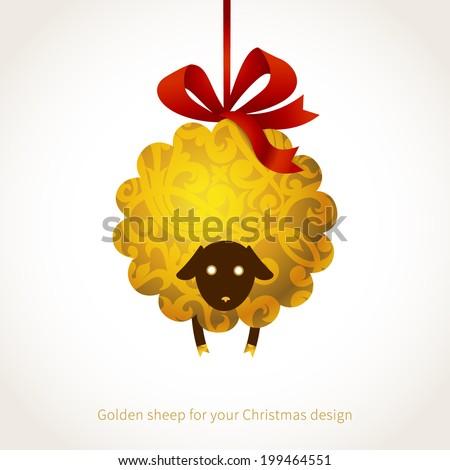 Symbol Sheep Symbol of 2015 Sheep