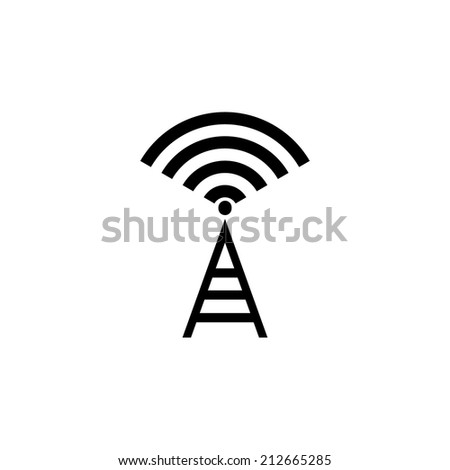 symbol wifi 2 - stock vector