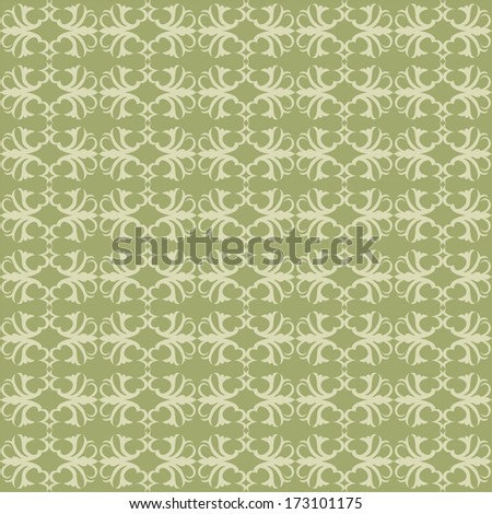 Symmetric abstract background with geometric shapes pattern. Seamless in any directions. Vector elements are grouped. Drop into your AI swatches and use as fill. Very easy to change colors.