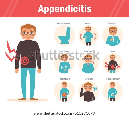 appendix stock images, royalty-free images & vectors | shutterstock, Human Body