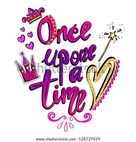 Once Upon A Time Stock Images Royalty Free